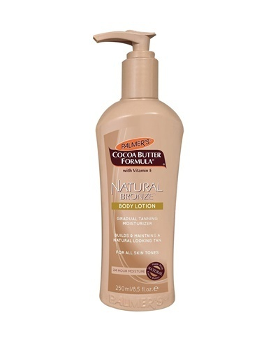Palmers Palmer's Cocoa Butter Naturel Bronze Body Lotion 250Ml Renksiz